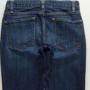 J.CREW Boot Cut Jeans Women's 26 Stretch Low A285J